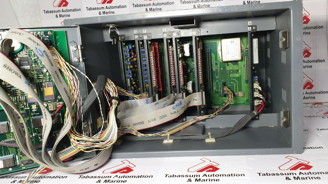 Nabco M-800 II Main Engine Safety System