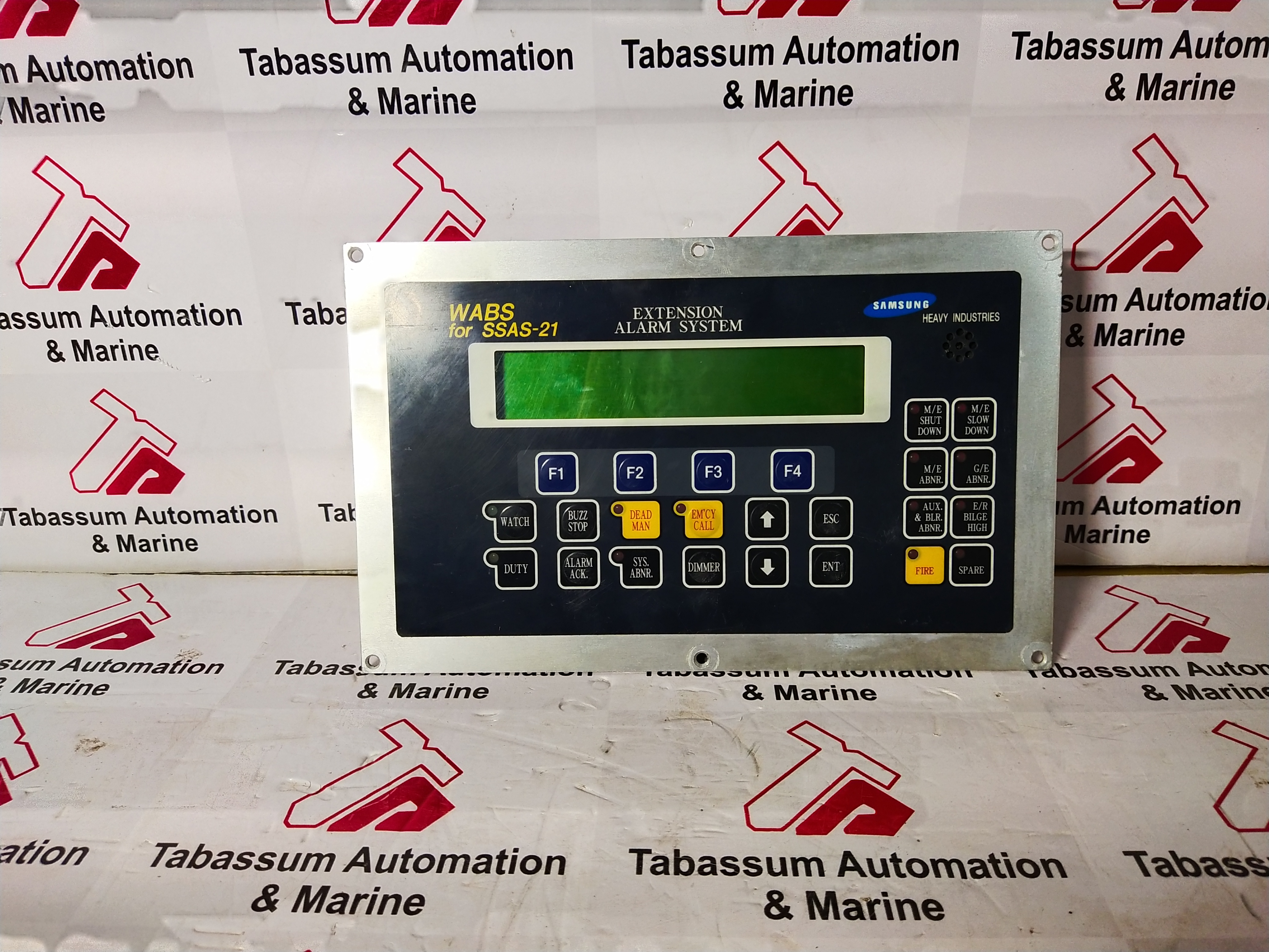WABS FOR SSAS-21 SAMSUNG EXTENSION ALARM SYSTEM