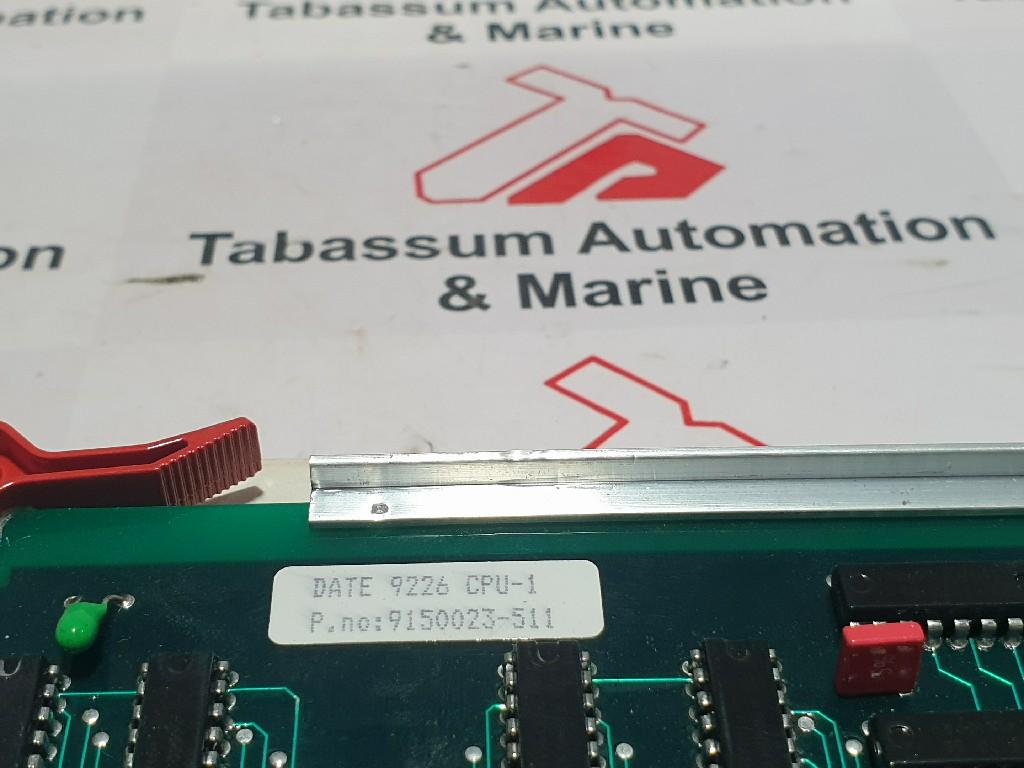 SAAB 9150023-511 PB250 CPU-1 SAAB 9150023-001K PB250 CPU BOARD